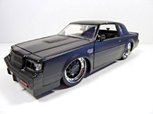 1:24 1987 BUICK GRAND NATIONAL