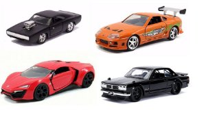SORTIMENTO FAST AND FURIOUS 8 DC WAVE 8 1/32
