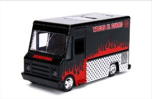TACO FOOD TRUCK DEADPOOL 1/32