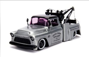1955 CHEVY STEPSIDE KUSTOM KINGS JADA 20 ANOS 1/24