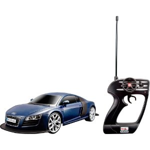 AUDI R8 V10 RADIO CONTROLE 1/10