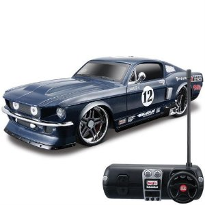 FORD MUSTANG GT RADIO CONTROLE 1/24