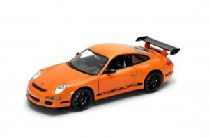 PORSCHE 911 (997) GT3 RS LARANJA 1/24