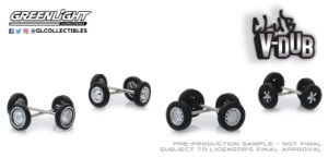 CLUB VEE-DUB WHEEL & TIRE PACK 1/64