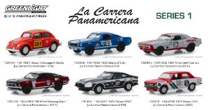 LA CARRERA PANAMERICANA SERIES 1 1/64