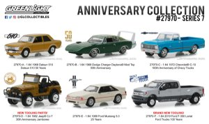 ANNIVERSARY COLLECTION SERIE 7 1/64