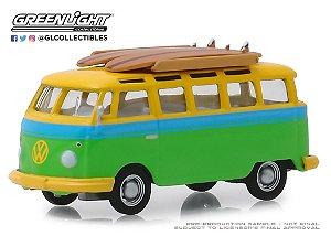 1964 VW KOMBI BUS COM PRANCHA VEE-BU 1/64