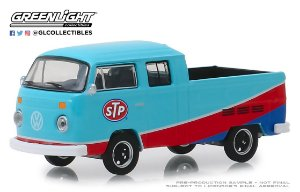 1976 VW KOMBI T2 PICK UP STP VEE-DUB 1/64