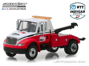 2019 INTERNATIONAL DURASTAR 4400 INDY CAR SERIES TOW TRUCK 1/64