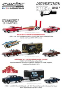 1:64 HOLLYWOOD HITCH & TOW SERIE 7