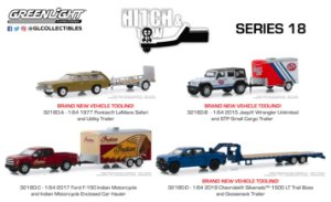 HITCH & TOW SERIE 18 1/64