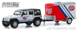 HITCH & TOW SERIE 18 2015 JEEP WRANGLER STP 1/64