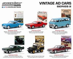 VINTAGE AD CARS SERIE 2 1/64