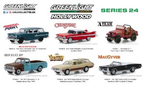 HOLLYWOOD SERIE 24 1/64