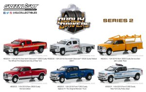 DUALLY DRIVERS SERIE 2 1/64