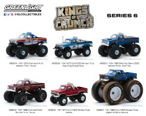 KINGS OF CRUNCH SERIE 6 1/64
