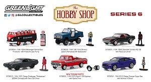 THE HOBBY SHOP SERIE 6 1/64