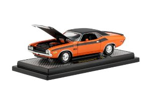 1970 DODGE CHALLENGER T/A M2 MACHINES 69H-B 1/24