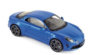 2017 ALPINE A110 PREMIERE EDITION 1/18