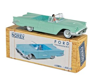 1960 FORD THUNDERBIRD 1/43
