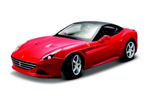 FERRARI CALIFORNIA T RACE PLAY 1/18