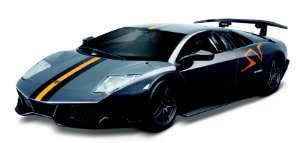 1:24 LAMBORGHINI MURCIELAGO LP 670-4 SV CHINA EDITION