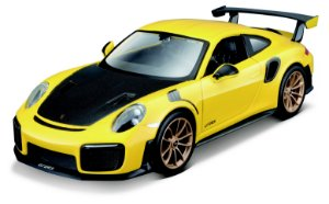 PORSCHE 911 GT2 RS KIT DE METAL PARA MONTAR 1/24