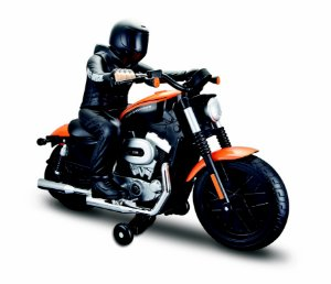 MOTO HARLEY DAVIDSON XL 1200 NIGHTMASTER RADIO CONTROLE
