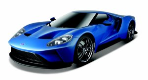 FORD GT RADIO CONTROLE