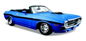 1970 DODGE CHALLENGER RT CONVERSIVEL 1/24