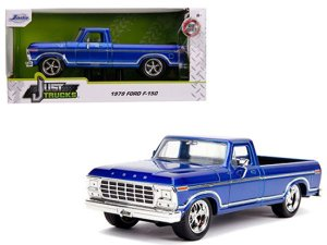 1979 FORD F-150 CUSTOM JUST TRUCKS 1/24