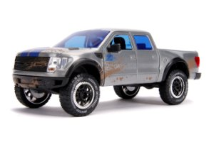 2011 FORD F-150 RAPTOR JUST TRUCKS 1/24