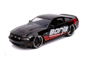 2010 FORD MUSTANG GT BORJA EXHAUST BIG TIME 1/24