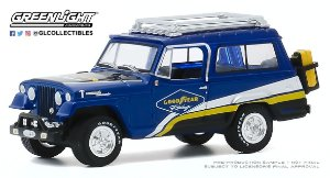 1:64 1967 JEEP JEEPSTER COMMANDO OFF-ROAD GOODYEAR