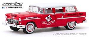 1:64 1955 CHEVROLET TWO TEN TOWNSMAN CARRO OFICIAL 39TH ANIVERSARIO 500 MILHAS SWEEPSTAKES