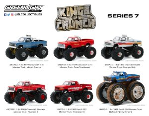 1:64 KINGS OF CRUNCH SERIE 7