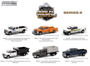 1:64 DUALLY DRIVERS SERIE 6