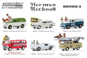 1:64 NORMAN ROCKWELL SERIE 3