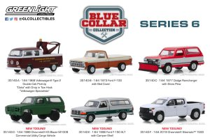 1:64 BLUE COLLAR COLLECTION SERIE 6