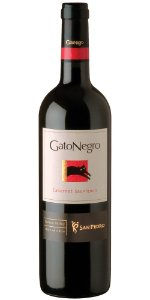 Vinho Gato Negro Cabernet Sauvignon 750ml