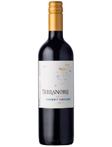 Vinho Terranoble Estate Cabernet Sauvignon 2018 750ml