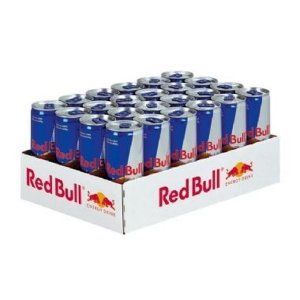 Red Bull lata - Pack 24x250ml