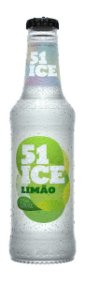 51 Ice limão Long Neck 275ml PC com 6un