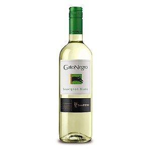 Vinho Gato Negro Sauvignon Blanc 750ml