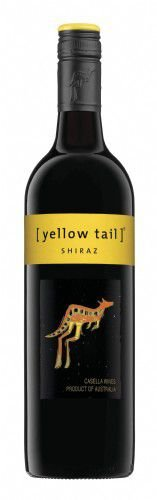 Vinho Yellow Tail Shyrah 750ml