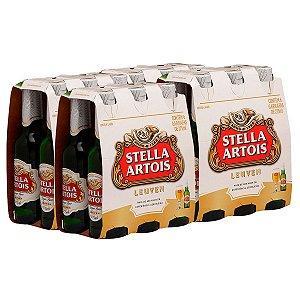 Cerveja Stella Artois LoncNeck CX24UND 275ml