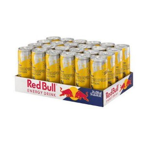 Red Bull Tropical lata - PACK 24x250ml