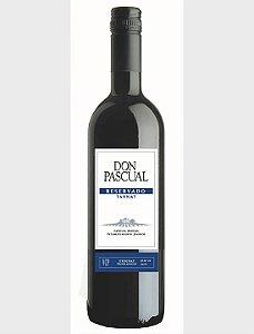 Vinho Don Pascual Reservado Tannat 750ml