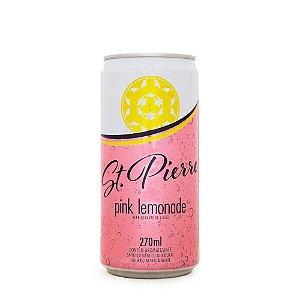 Água Tônica Saint Pierre Pink Lemonade 6x270ml