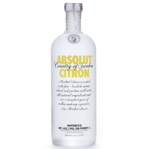 Vodka Absolut Citron 1L